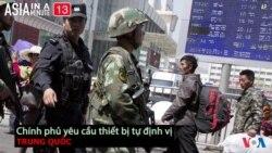 TQ cài thiết bị định vị vệ tinh chống khủng bố (VOA60 châu Á)