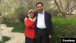 Xitoyda hibsga olingan Turkiya fuqarolari Yahyo Qurbon va Amina Qurbon