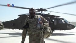 Sosok Dawud Agbere Imam Angkatan Darat AS