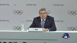 巴赫回应获奖运动员服用禁药报道