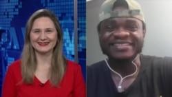 Entrevista com lutador de boxe Cristiano Ndombassy