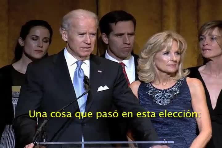 Fiesta presidencial hispana