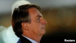 Presidente Jair Bolsonaro (Reuters)