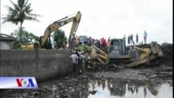 Mozambique: Sập núi rác, 17 người chết