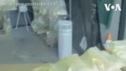 La police australienne saisit 60 millions de dollars de drogue «ecstasy»