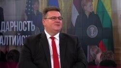 Глава МИДа Литвы: Россия показывает последовательную реакцию отрицания
