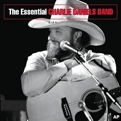 """FILE - Charlie Daniels Band: """"The Essential"""" CD. Daniels started out as a session musician, and playe on Bob Dylan's """"Nashville Skyline"""" sessions. Beginning in the early 1970s, his five-piece band toured endlessly, sometimes doing 250 shows a year."""