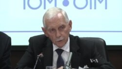 IOM Director General William Lacy Swing Answers Questions at Special Meeting on Irregular Migration in Bangkok