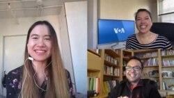 คุยข่าวกับ VOA Thai ในรูปแบบ work from home ประจำวันศุกร์ที่ 10 เมษายน 2563
