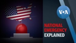 National Emergency Explainer