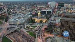 Центром політичного життя у США сьогодні став штат Джорджія. Відео