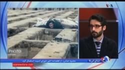 جزئیاتی از افشای زندگی کارتنخوابها در قبرهای یک گورستان اطراف تهران