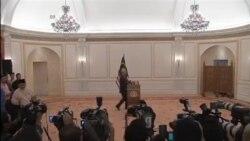 تحويل اجساد قربانیان پرواز مالزی به دولت اوکراین