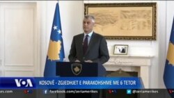 Kosovë, zgjedhjet e parakohëshme më 6 tetor