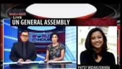 Laporan Langsung VOA untuk MNC World News: Sidang Majelis Umum PBB