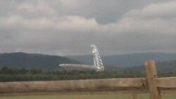 GBT, teleskop u potrazi za signalima iz svemira