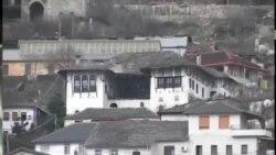 Shtëpitë e vjetra në Gjirokastër