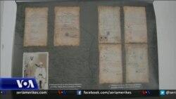 Ulqin, fotoekspozitë e dokumentave doganore nga viti 1928