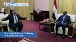 VOA60 Africa- U.S. removes Sudan from state sponsors of terror list