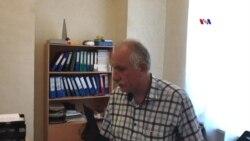 Turan Agentliyinin direktoru Mehman Əliyev axtarışdan danışır