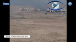 IŞİD Suriye'de Yine ABD Konvoyuna Saldırdı
