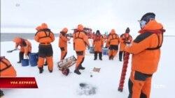 Trung Quốc công bố viễn kiến về 'Con đường Tơ lụa Bắc Cực'
