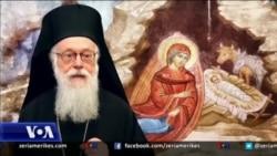 Mesazhi i Kryepeshkopit Anastas për Krishtlindjen
