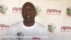 Maringwa on Zimbabwe Soccer Players Without Contracts