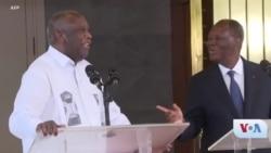 Cote Ivoire: Laurent Gbagbo ni Allassane Ouatara Ye Nyonye