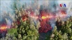 Erupción en volcán de Hawái obliga a evacuaciones