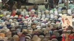 """埃及政府:穆尔西支持者对国家安全造成""""不可接受的威胁"""""""