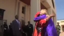 美国国务卿克林顿将拜访曼德拉