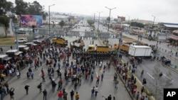 اعتراضات روز پنجشنبه در اکوادور