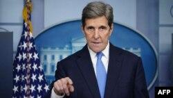 Ông John Kerry - Đặc phái viên của Tổng thống Hoa Kỳ Joe Biden về vấn đề biến đổi khí hậu.