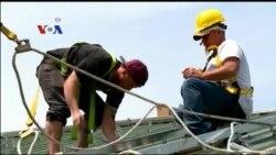 Pekerja Tambang Batu Bara Beralih ke Energi Terbarukan