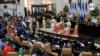 La Asamble Nacional de NIcaragua en sesión parlamentaria en 2021.