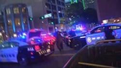Emboscada a policías en Dallas: 5 oficiales muertos