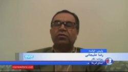 رضا علیجانی: قدرت سیاسی در ایران طناب کشی است مردم کوتاه بیایند، اقلیت حاکم می شوند