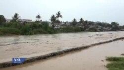 Tatizo la kujaa maji mjini Dar es Salaam