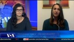 Billedresultat for Resila Karafili flet për efektet e shfuqizimit të DACA-s