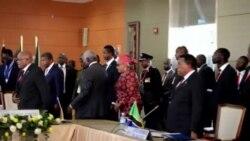 Angolan, South African Presidents Head to Zimbabwe After Mugabe Resignation