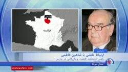 شاهین فاطمی: در ایران امکانات برای پیشرفت هست اما سیستم بانکی مشکل دارد