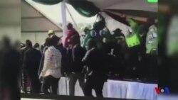Le président Mnangawa échappe à un attentat (vidéo)
