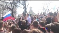 2018-05-06 美國之音視頻新聞: 普京第四次擔任總統 反對派舉行示威