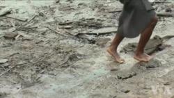 尼日尔三角洲石油泄漏造成婴儿死亡率升高