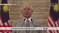 2018-04-10 美國之音視頻新聞:馬來西亞宣佈5月9日舉行大選