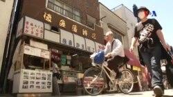 Nhật Bản đối mặt với tình trạng kinh tế co cụm