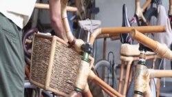 Philippines sản xuất loại xe đạp không hại môi trường