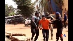2015-11-22 美國之音視頻新聞: 畿內亞為馬里恐怖襲擊死難者哀悼三天
