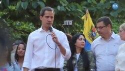 Guaido Halkı Ulusal Meclis'e Yürümeye Çağırdı